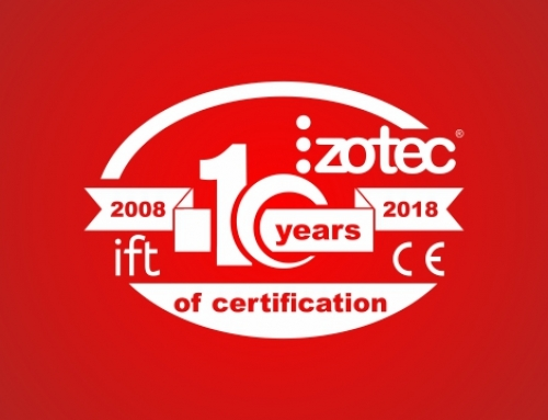 10 Years of European Certification for Izotec Group