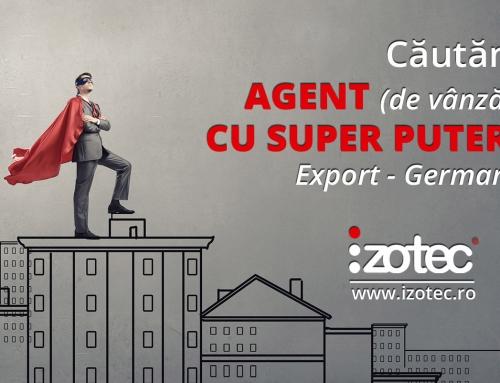 Cautam agent (de vanzari) cu superputeri :) – Export – Germania